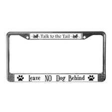 Scottish Terrier Auto Dog License Plate Frame