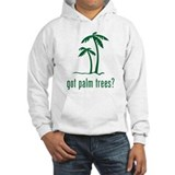Palm Trees Jumper Hoody