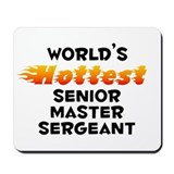 World's Hottest Senio.. (B) Mousepad