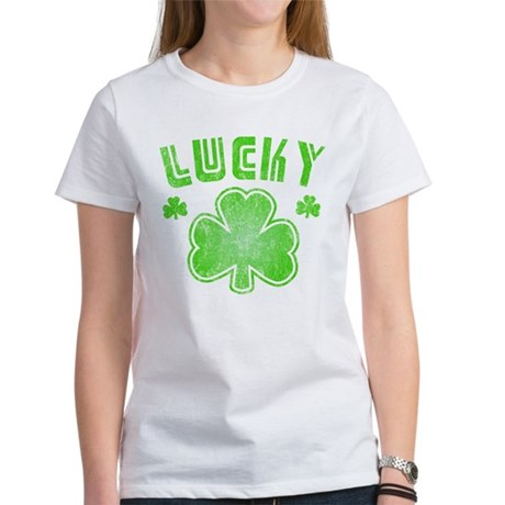 Lucky Womens T-Shirt