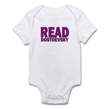 Dostoevsky Infant Bodysuit
