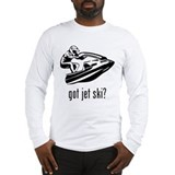 Jet Ski Long Sleeve T-Shirt
