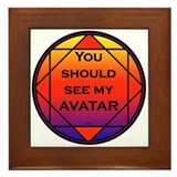 Avatar Framed Tile