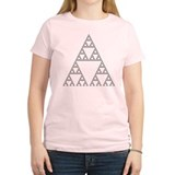Sierpinski Triangle T-Shirt