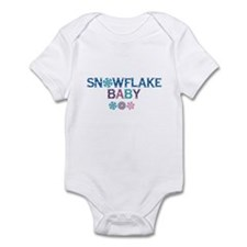 Snowflake Baby Infant Bodysuit