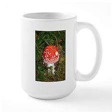 Irish Toadstool Mug