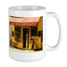 Paris Cafe Mug