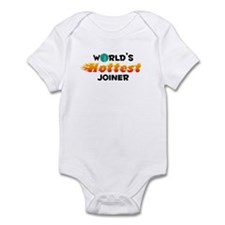 World's Hottest Joiner (C) Infant Bodysuit
