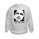 Yes we can / Obama Kids Sweatshirt