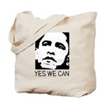 Yes we can / Obama Tote Bag