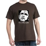 Yes we can / Obama Dark T-Shirt