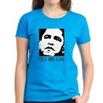 Yes we can / Obama Women's Dark T-Shirt
