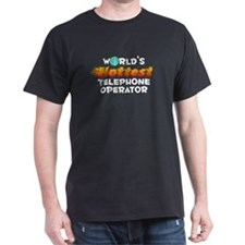 World's Hottest Telep.. (D) T-Shirt