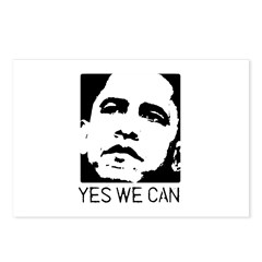Yes we can / Obama Postcards (Package of 8)