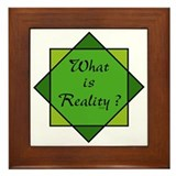 Simulated Reality Framed Tile