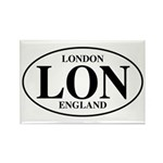 United Kingdom - Ireland Rectangle Magnet