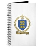 LAPOINTE Family Crest Journal