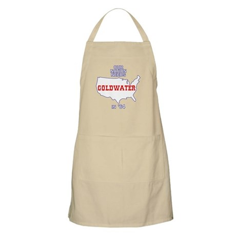 Our Nation Needs Goldwater BBQ Apron