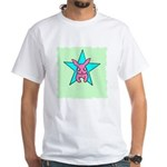 BUNNY STAR White T-Shirt