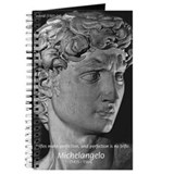 Michelangelo David Sculpture Journal