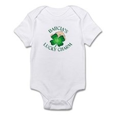 Babcia's Lucky Charm Infant Bodysuit