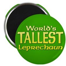 World's Tallest Leprechaun Magnet