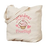 Grandmas Frosting Tote Bag