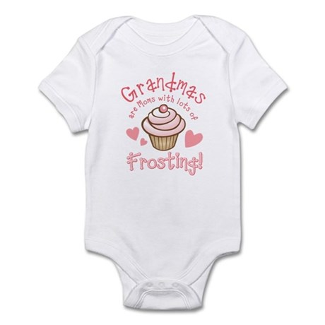 Grandmas Frosting Infant Bodysuit