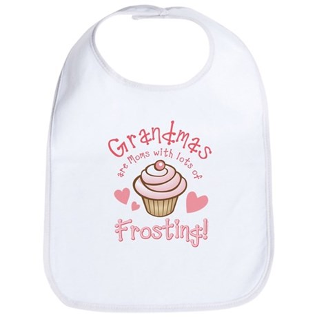 Grandmas Frosting Bib