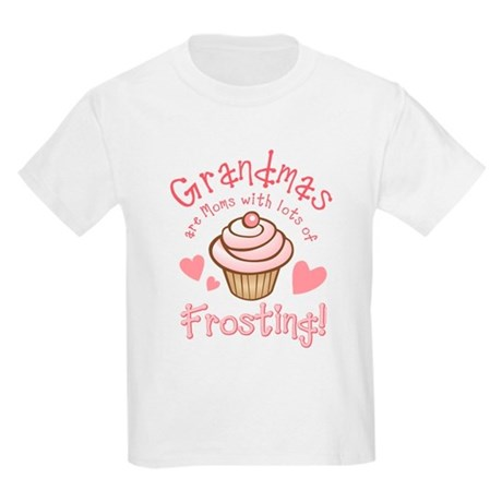 Grandmas Frosting Kids Light T-Shirt