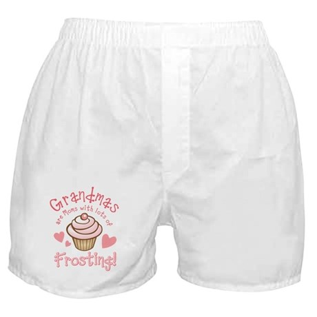 Grandmas Frosting Boxer Shorts