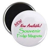 Souvenis Fridge Magnets Magnet