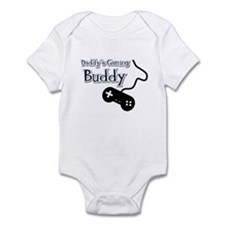Daddy's Gaming Buddy Onesie