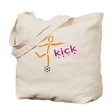 Soccer Tote Bag