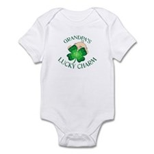 Grandpa's Lucky Charm Infant Bodysuit