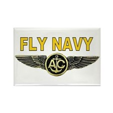US Navy Aircrew Rectangle Magnet