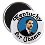 Kentucky for Obama Magnet