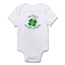 MeMa's Lucky Charm Infant Bodysuit