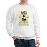 Wanted Al Capone  Sweatshirt