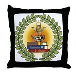 Masonic Teachers Throw Pillow