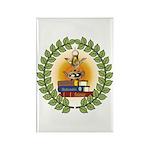 Masonic Teachers Rectangle Magnet (100 pack)