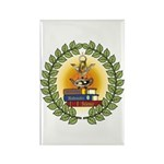 Masonic Teachers Rectangle Magnet