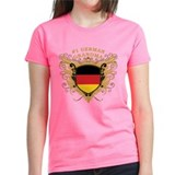 Number One German Grandma Tee