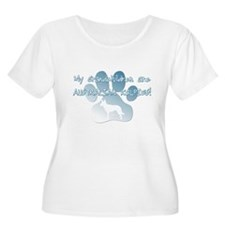Australian Kelpie Grandchildren T-Shirt