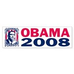 OBAMA 2008 - Bumper Sticker