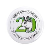 20th Anniversary 3.5&quot; Button