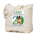 20th Anniversary Tote Bag