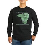 Art Gift: Viridian VP RUB L-Sleeve(Mens)Tee