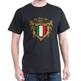 Number One Italian Dad T-Shirt