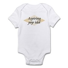 Aspiring Pop Idol Infant Bodysuit
